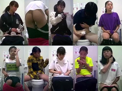 トイレ盗撮 23人