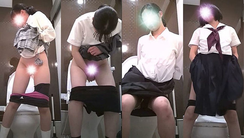 Mysterious toilet 10 番外編 制服の極み1