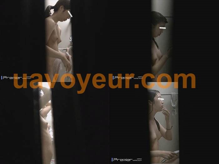 乙女の風呂場 Vol.24色白美乳の清楚な黒髪